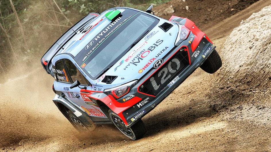 Rallye Štrba 1