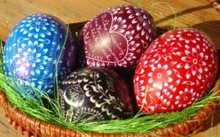 Krehká krása Batizoviec - Gúľaj sa vajíčko 1
